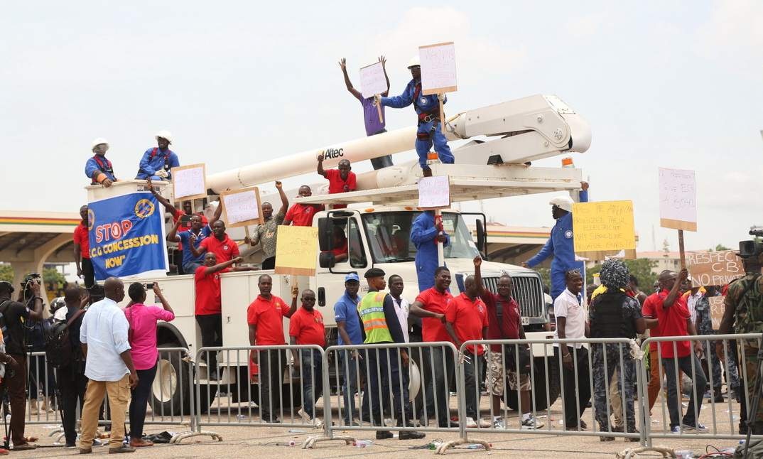 Ghana to own 51% of ECG – Nana Addo