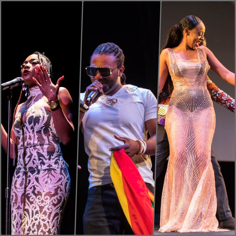 Photos: All You you missed from the 2017 Ghana Entertainment Awards USA