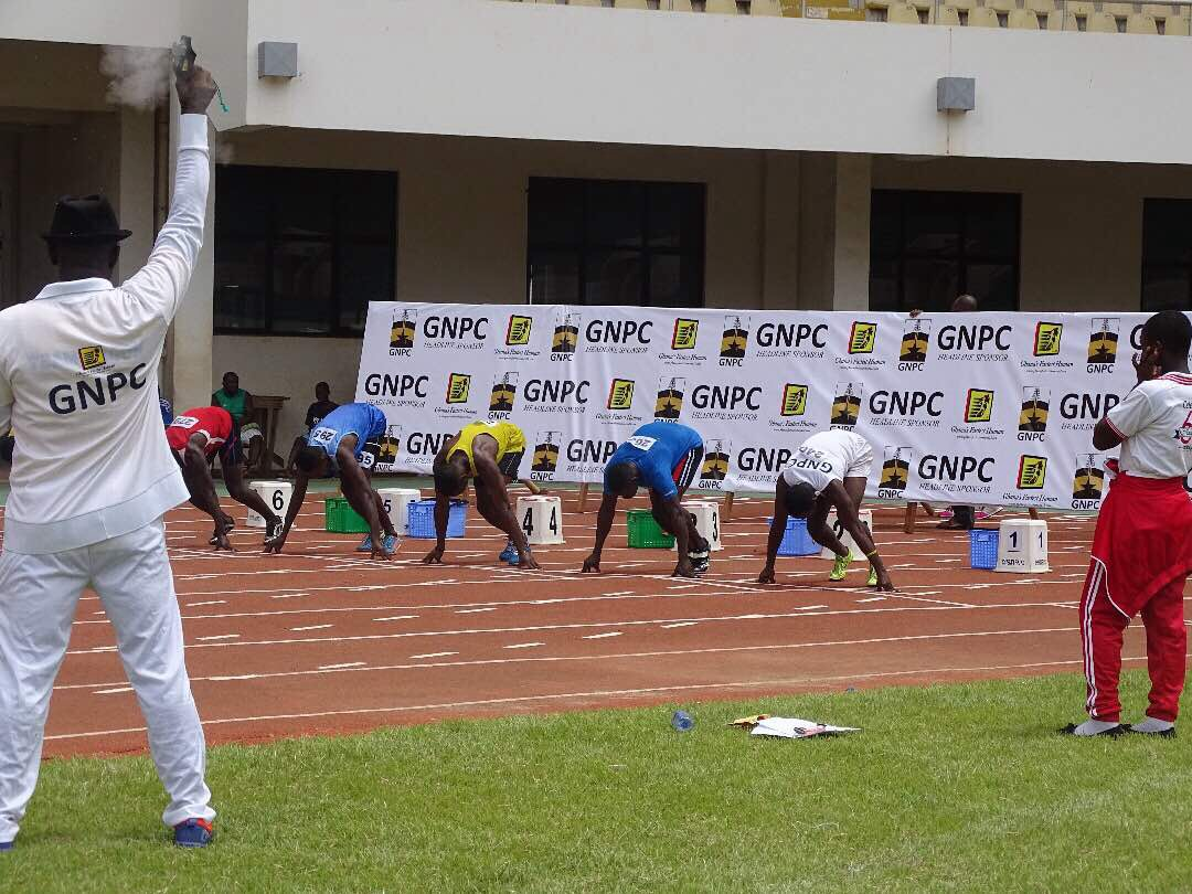Photos: Everything that happened at Ghana Fastest Human in Tamale