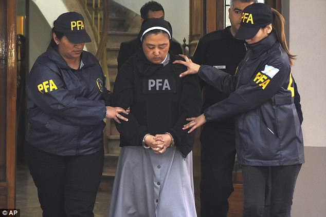 Nun Arrested For Helping Priests S*Exually Abuse Dozens Of Deaf Children