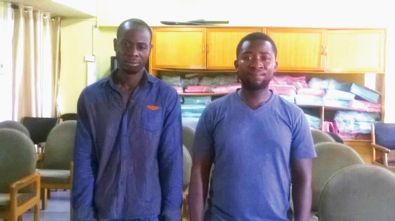 Two men who impersonated COCOBOD CEO jailed 7 years