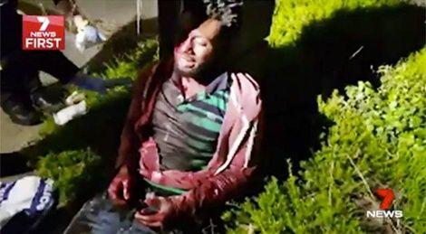 Ghanaian man attacked on horror date in Australia