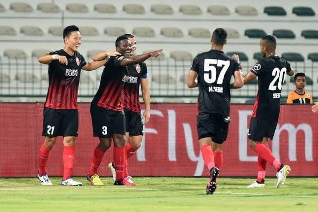 Video: Asamoah Gyan fires Al Ahli to Last 16 of Asian Champions League
