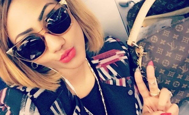 PHOTO: Hajia4Real Finally shows off her daughter