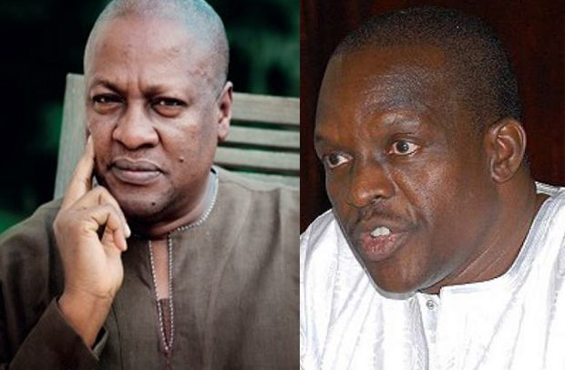 Alban Bagbin, Joshua Alabi, others 'fight' Mahama for NDC 2020 race