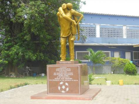 Ghana marks 16th anniversary of May 9 Accra stadium disaster