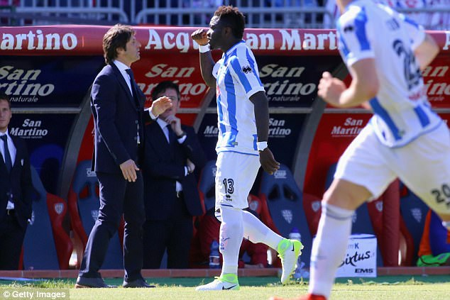 UN hails Muntari for walk-off over racist chants, urges action
