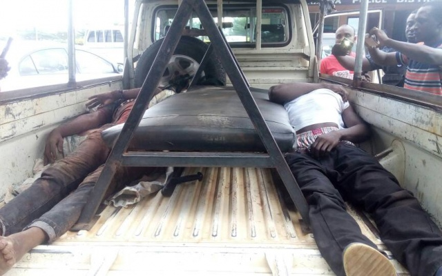 Taifa shooting: Two dead; 23 arrested