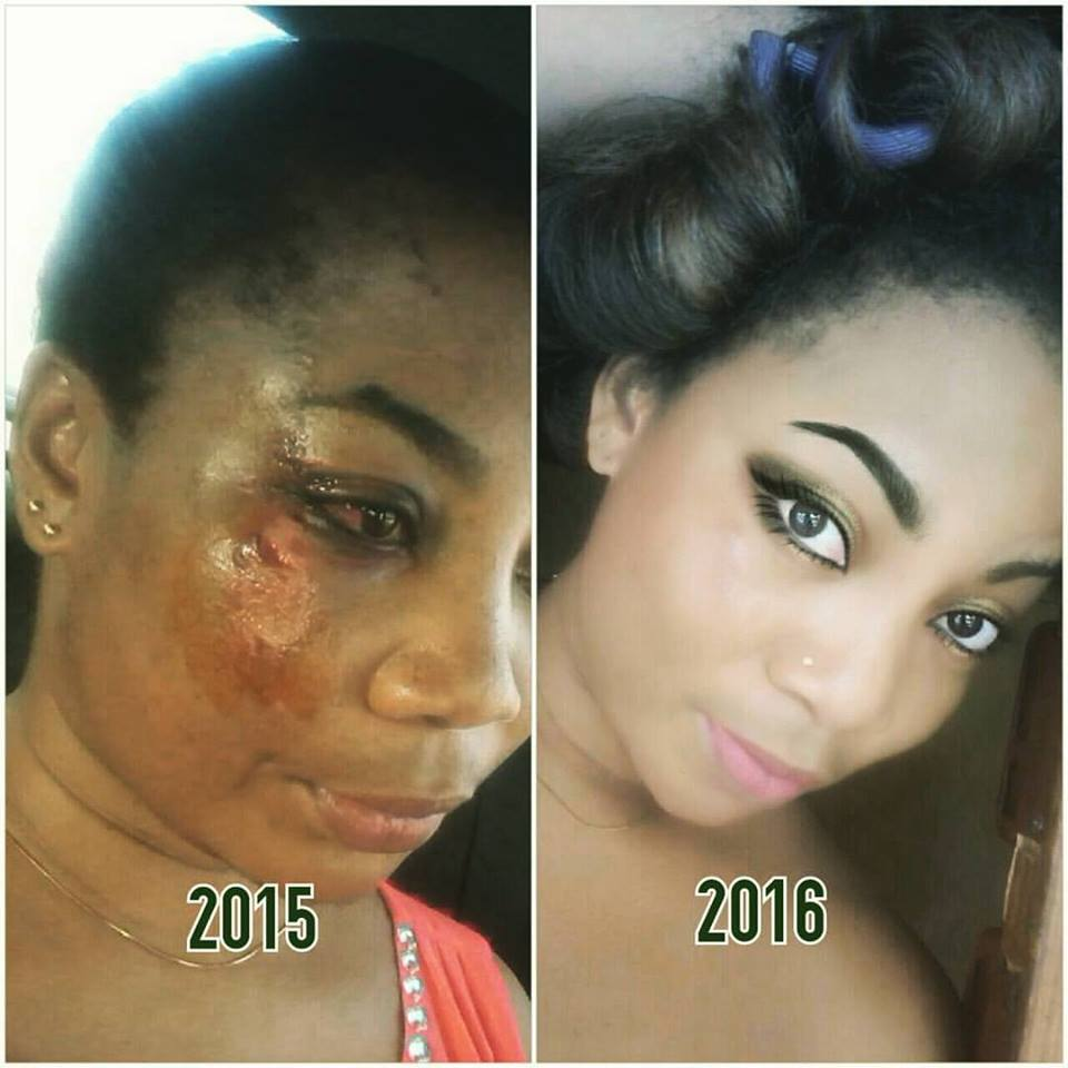 Vicky Zugah Names All The Men Who Physically Abused Her