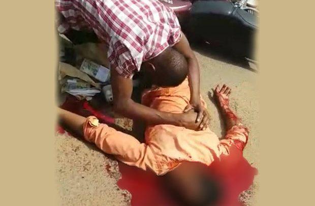Robbers Kill Scrap Dealer In Tema