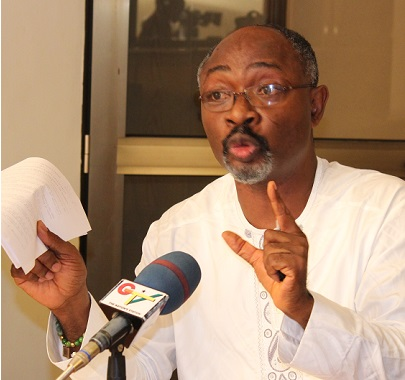 Woyome's judgment debt case: Gov't promises 'good news' next week