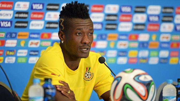 Black Stars captain Asamoah Gyan predicts Ethiopia downfall