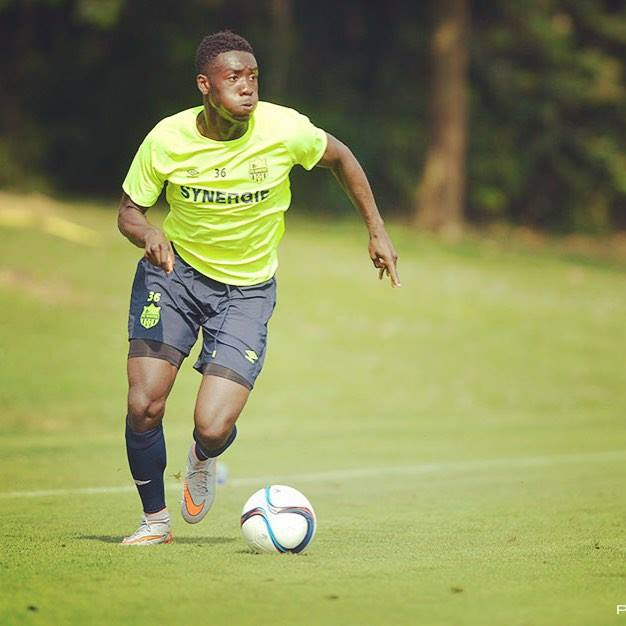 Hamburg chasing Ghanaian Enock Kwateng after impressive season with Nantes