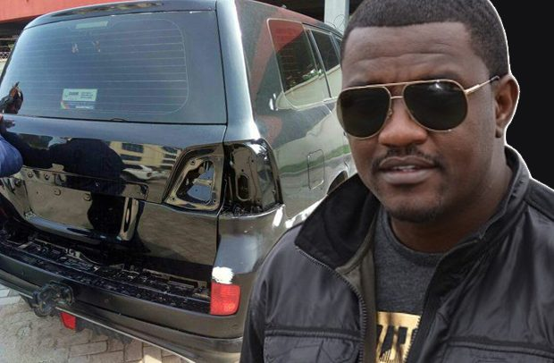 John Dumelo's V8 should be returned to him - Abronye DC