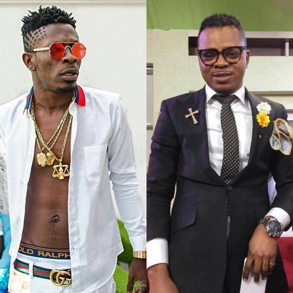 """Only Angel Obinim Can Explain How The Lord Has Blessed Me"" – Shatta Wale"