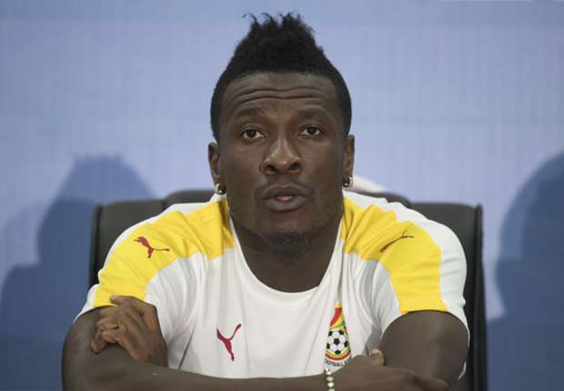 Ghana captain Asamoah Gyan explains decision to travel to Congo despite injury setback