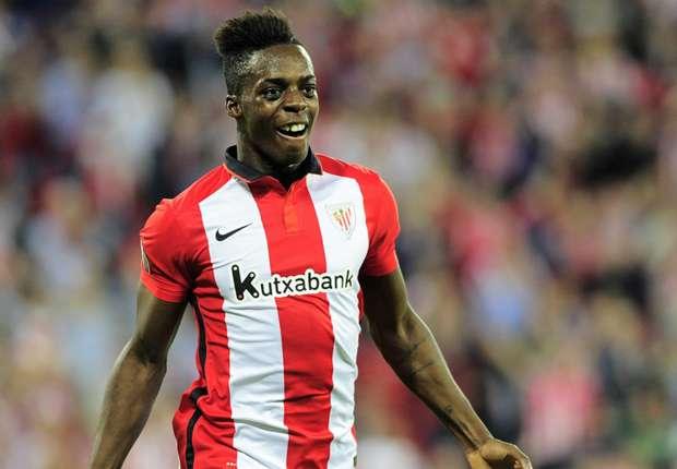 Spanish-born Ghanaian striker Inaki Williams wants Athletic Bilbao stay