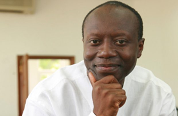 What Language Did Ken Ofori-Atta Speak At The IMF/World Bank Meeting?