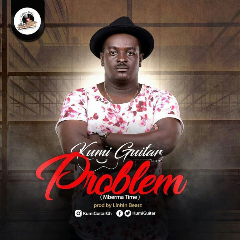 "Listen up: Kumi Guitar Releases ""Problem"" For The Boys"