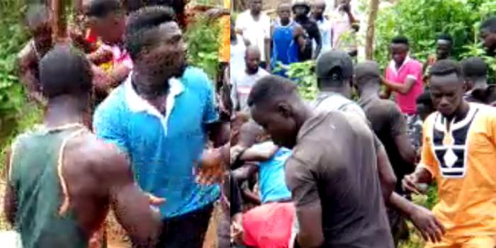 Police retrieve Captain Mahama's pistol