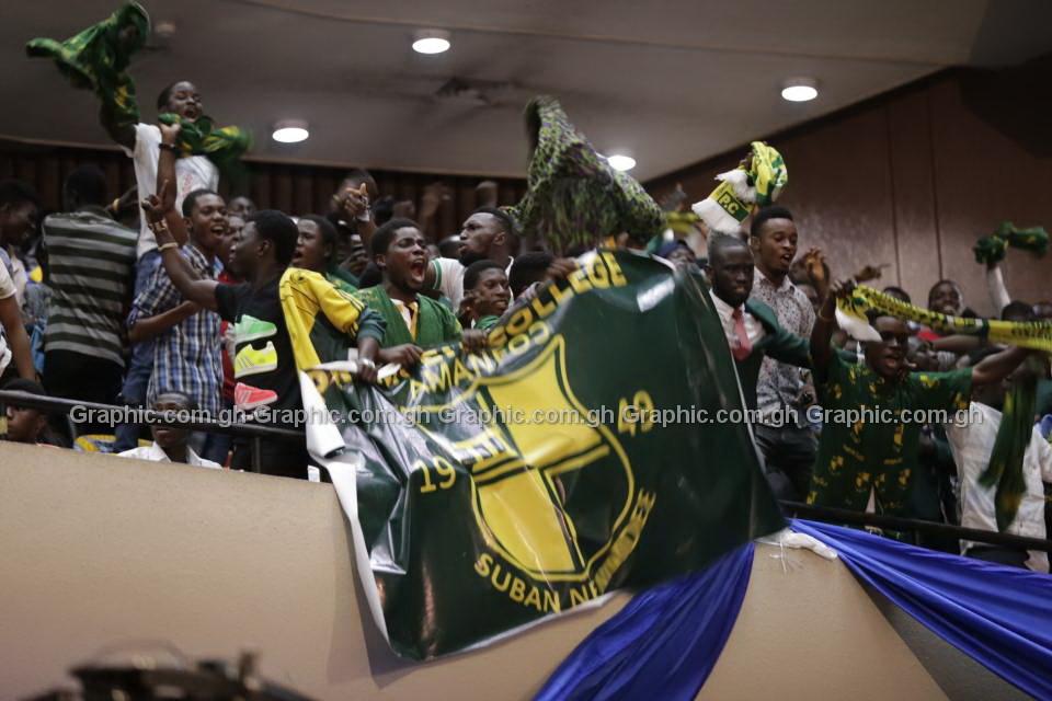 Photos: Prempeh College tops 2017 National Science and Maths Quiz