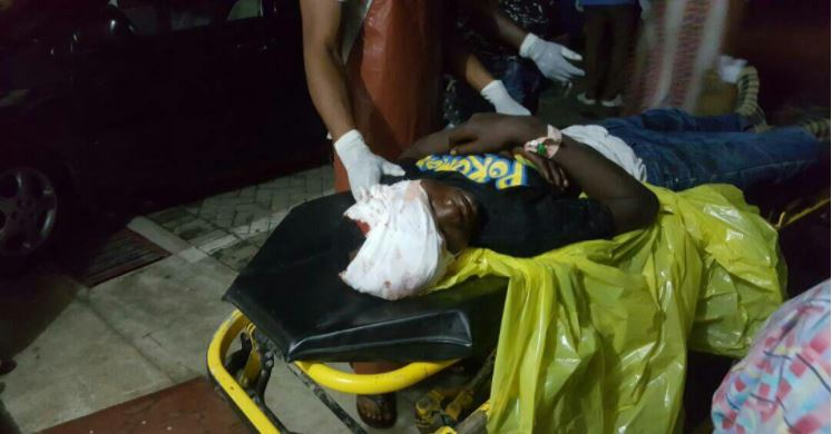 'Sallah' robbers shoot teenager in Kumasi
