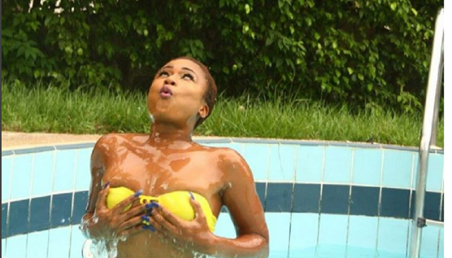 ALL The NUDE PHOTOS of Ghanaian Actress Christabel Ekeh That was LEAKED?