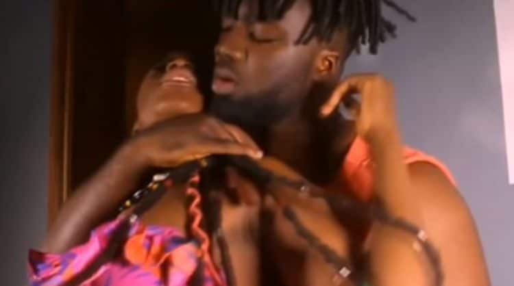 Video: Is Lord Paper actually having s*x in this Music Video?