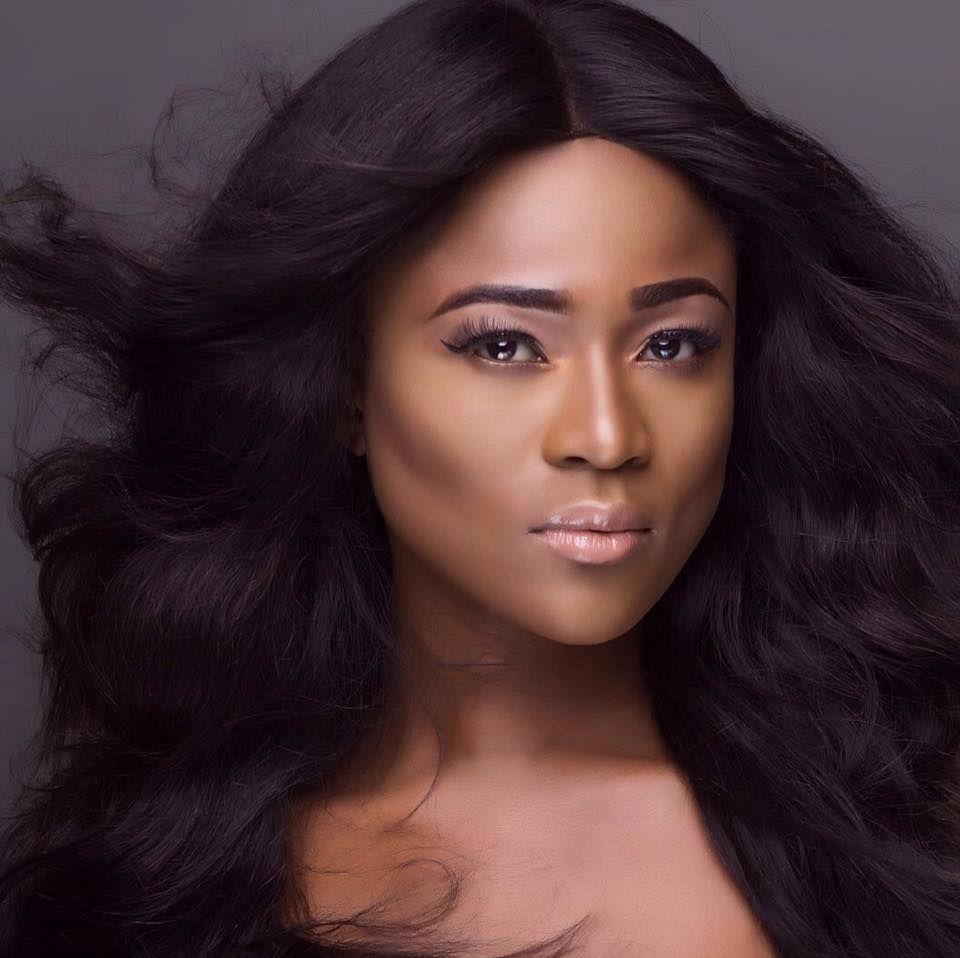 Police Investigating Christabel Ekeh For Release Of Her N*De Photos