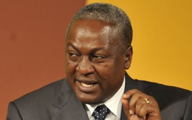 Learn to accept criticism – Mahama to leaders
