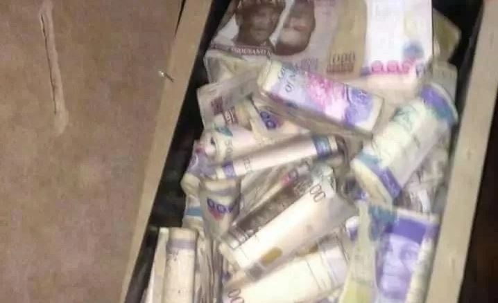 Housewife plans to surprise her husband with the Ghc95m she managed to save in her piggy bank