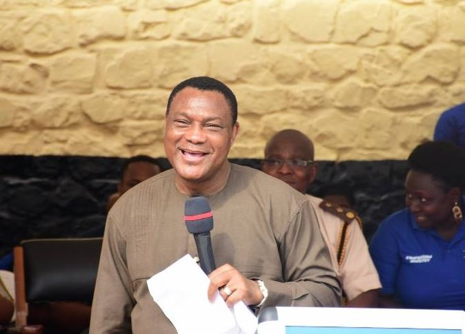 Mahama's killers cursed; No leader can ever come from Denkyira–Boase - Rev Ankrah