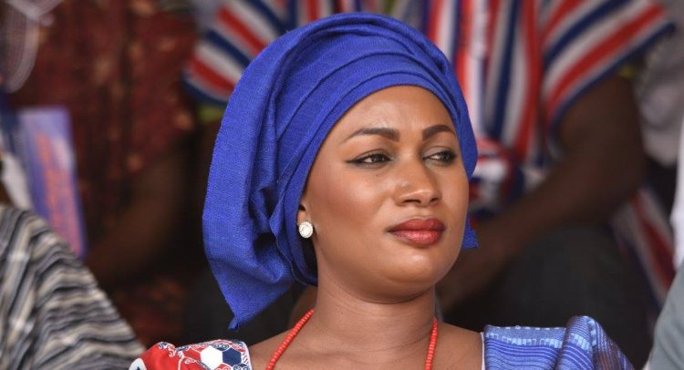 Tackle human trafficking at source - Samira Bawumia tells global activists