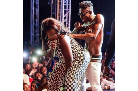 Shatta Wale can sleep with me only if I am drunk - Sister Afia