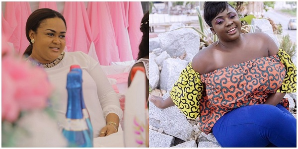 I would have aborted My Son if Vivian Jill had not stopped me - Tracy Boakye
