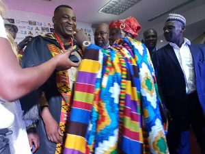 Wontumi dedicates award to NPP fallen heroes