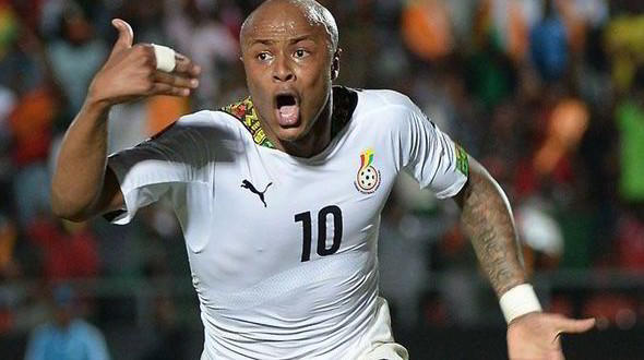We're going to make it to the world cup - Dede Ayew
