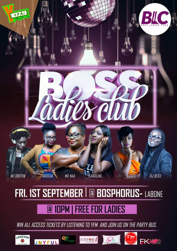 YFM Offers Free Tickets to Ladies To Chill on BLC Party Bus