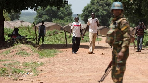 UN sees early warning signs of genocide in CAR