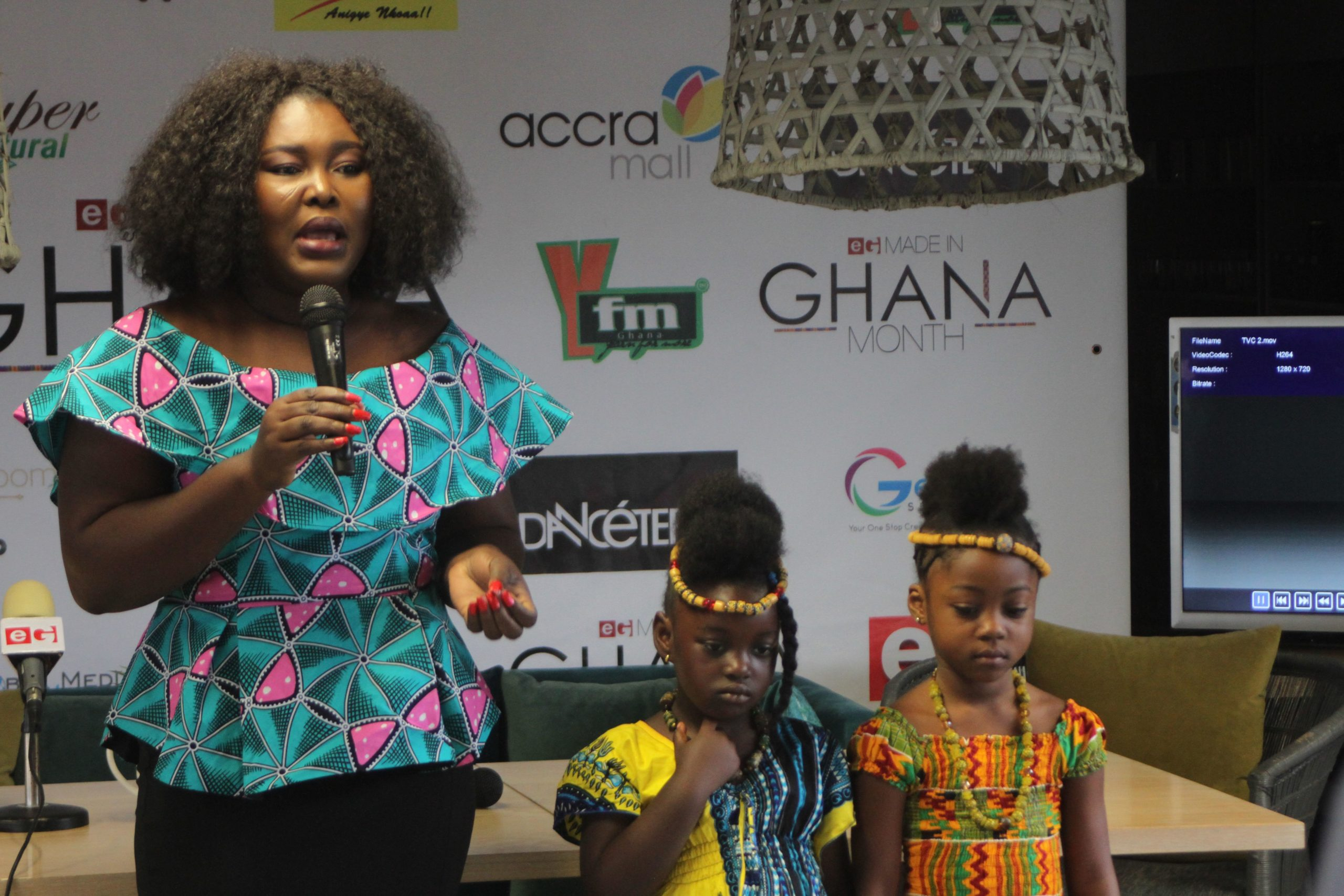 Photo: eTV Ghana Launches Made in Ghana Month