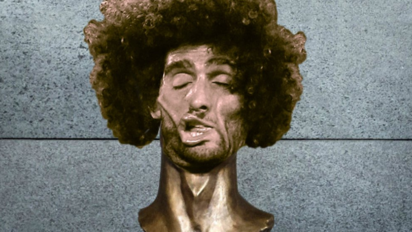 Marouane Fellaini Becomes Meme Sensation After Photo Goes Viral