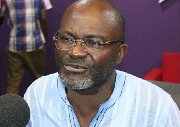 I have 'shut up' on NPP - Kennedy Agyepong