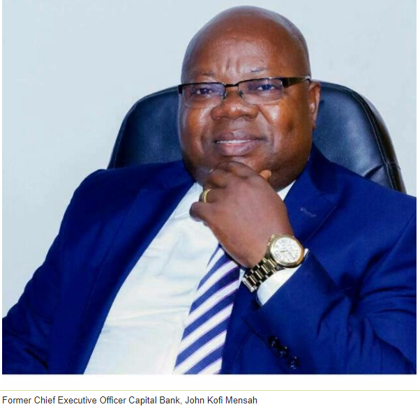 Former Capital Bank CEO predicted bank's collapse