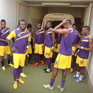 Trio sail through to Ghana FA Cup