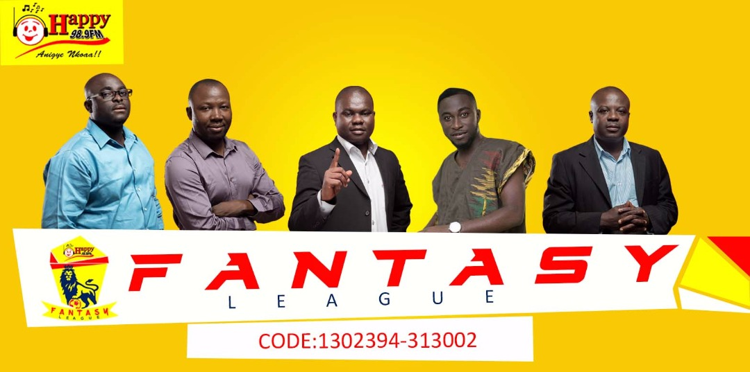 Happy FM and e.TV Ghana Launch Fantasy English Premier League
