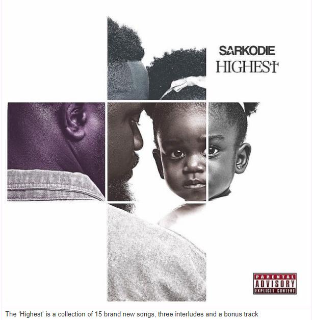 Sarkodie to release 'Highest' album on September 8