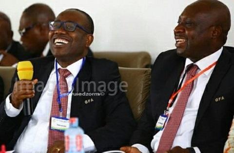 Rift between Nyantakyi and Afriyie not healthy for Ghana football - Yamin