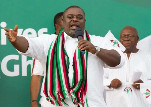 Half Baked Free SHS Is A Threat to NPP- Anyidoho