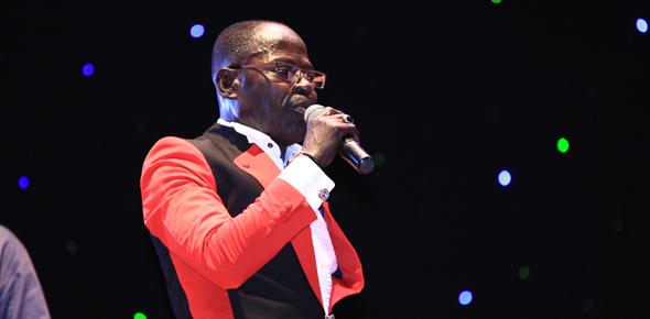 Daddy Lumba, Kanda Bongo Man for 2017 Vodafone African Legends Night