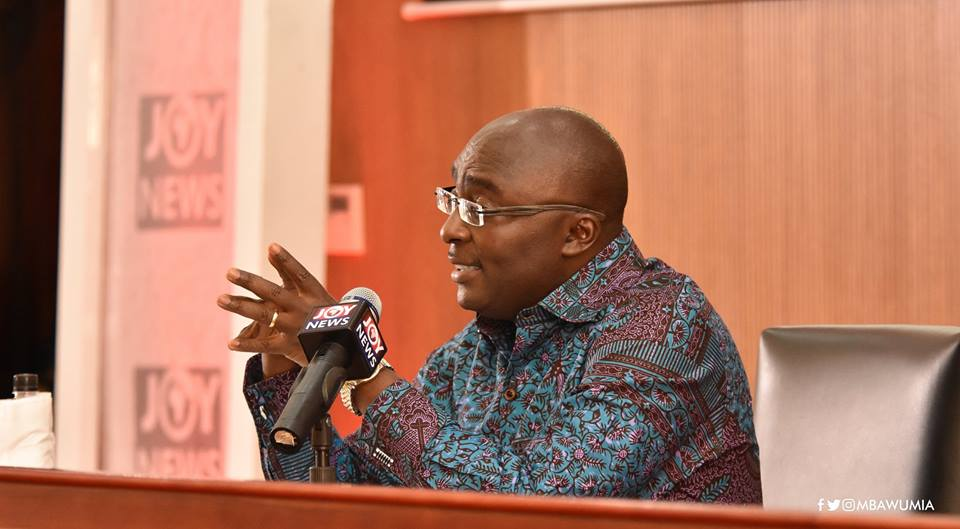 Africa must device programmes to enrich citizens – Bawumia